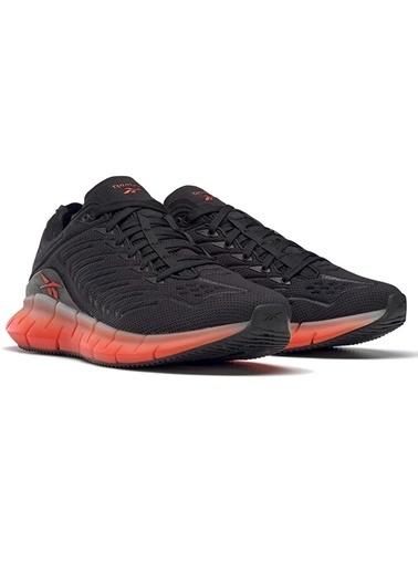 Reebok Zig Kinetica Unisex Siyah Günlük Ayakkabı Eh1724 Siyah